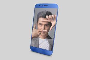 3D huawei honor 9 phone