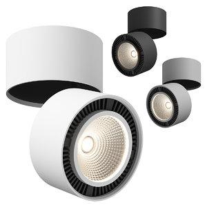 3D 21383x forte muro lightstar