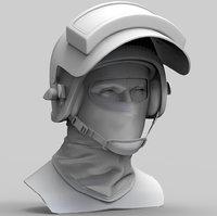 Russian assault helmet Altyn Head