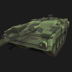 3D stridsfordon vehicle model