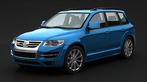 volkswagen touareg 2008 model