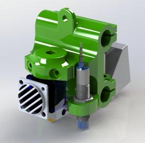 printer core xy 3D model