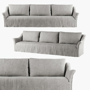 3D oliver gustav sofa model