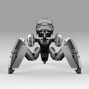 robot tribot 202f model