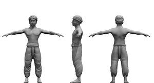 3D farmer india