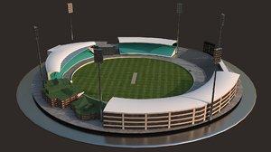 sydney stadium 3D model