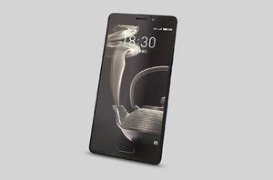 meizu pro 7 phone 3D model