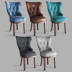 3D classic chair s