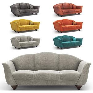 3D name: italian sofa2
