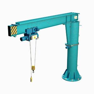 3D girder crane