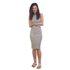 3D woman standing
