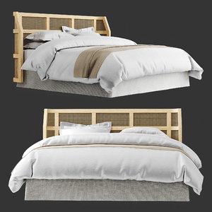 weaving bed model