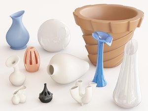 vase vol 04 3D model