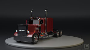 piterbuild 359 classic 3D model