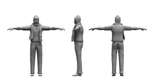 man final 3D