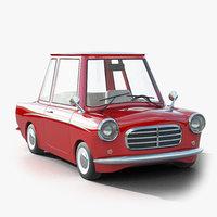 Cartoon Car 01