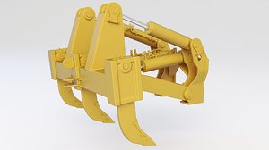ripper bulldozer model