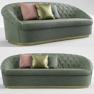 3D altavilla jasper sofa
