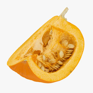 jack o lantern pumpkin 3D