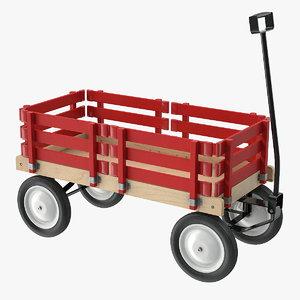 berlin flyer wagon model