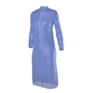 3D medical coat
