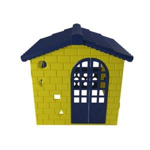 3D children toy house