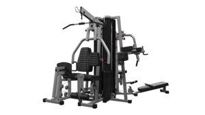3D mega exercise station