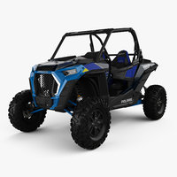 Polaris Ranger RZR 1000 Turbo S 2019