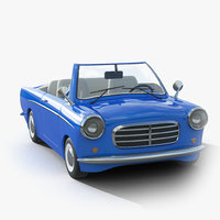 Cartoon Car 02