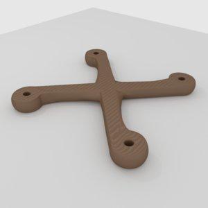 boomerang 5 3D model