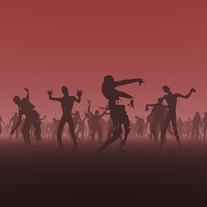 3D zombies