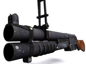 china grenade launcher m79 model