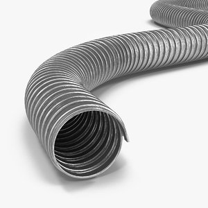 steel electrical conduit 5 3D