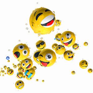 3D model emoji