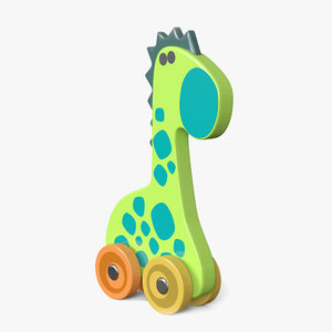 3D toy model