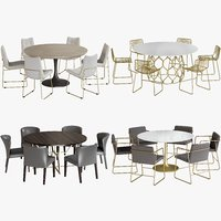 Dining Tables Chairs Collection 1