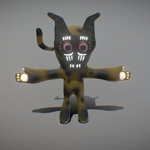 monkey monster 3D