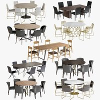 Dining Tables Chairs Collection 4
