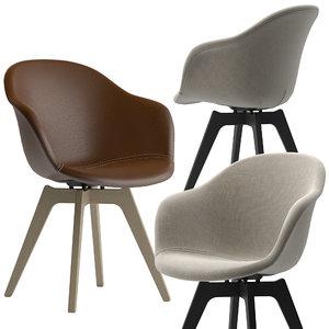 3D boconcept adelaide chair