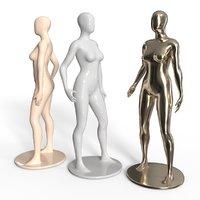 Female Mannequin Set