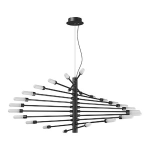 733247 ragno lightstar pendant model