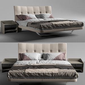 3D aurora bed