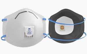 mask particulate respirator 8271 model