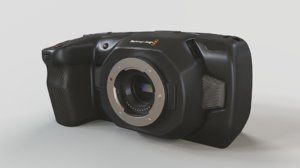blackmagic pocket camera 3D