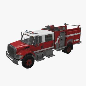 navistar truck firing car vehicle model