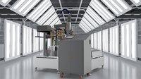 Six axis CNC milling machine
