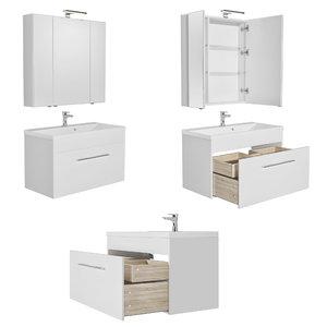 3D furniture set august 58 model