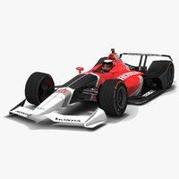 Dallara Honda DW12 NEXT Season 2018