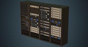 server 3a 3D model