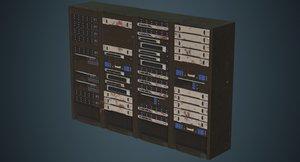 server 3b 3D